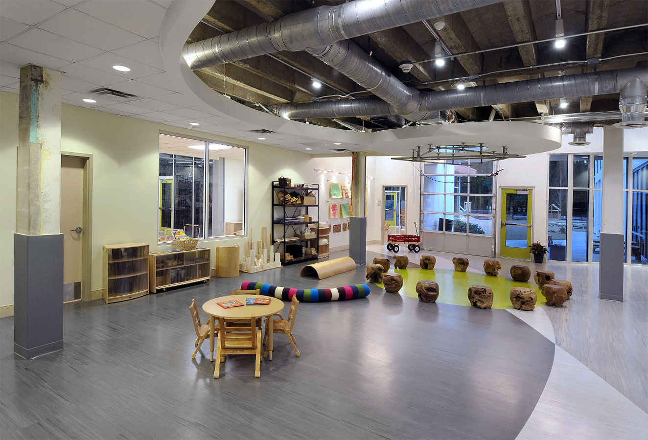 Indoor Learning Environment